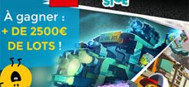 Jeu Picwictoys : 106 lots Lego Hidden Side à gagner