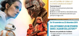 www.deviensunjedi.leclerc : Jeu avec des albums Star Wars à gagner