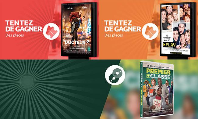 Jeux Carrefour Savoirs Dvd Et Places De Ciné à Gagner