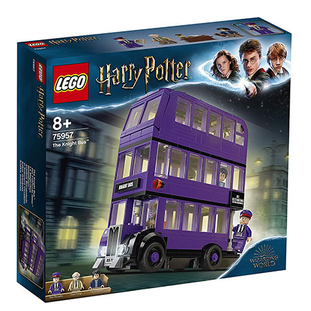 Magicobus LEGO Harry Potter moins cher sur Amazon