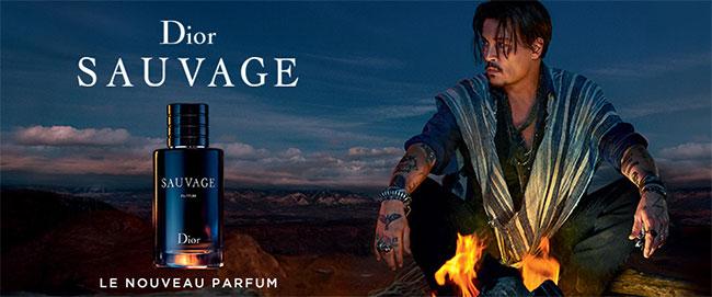 Recevez une dose d'essai du Parfum Sauvage de Dior