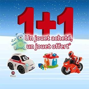 Chicco.fr ODR Noël 2019 : Offre de remboursement
