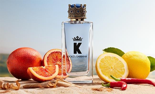 Recevez un échantillon de l'eau de toilette K by Dolce & Gabbana