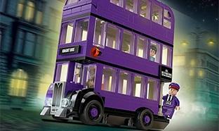 Promo LEGO Harry Potter : Le Magicobus à petit prix (26,90€)
