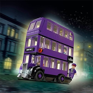 Promo LEGO Harry Potter : Le Magicobus à petit prix (29,90€)