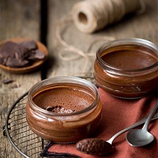 Test gratuit de mousse au chocolat Marie Morin