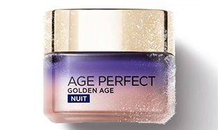Test Aufeminin : 100 soins Age Perfect Golden Age gratuits