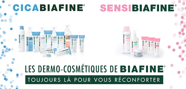 test de coffrets Cicabiafine et Sensibiafine gratuits