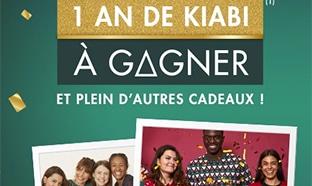 Kiabi calendrier bonheur : Jeu avec 372 cadeaux à gagner