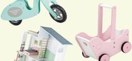 Jeu Lidl «Envoie du Bois FSC» : 11 jouets à gagner