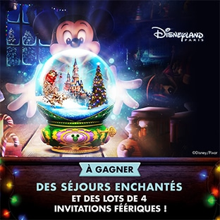 Kiabi Jeu Disneyland