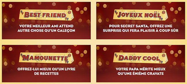 Recevez gratuitement l'étui cadeau Toblerone de votre choix