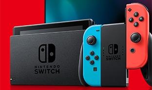 Black Friday Nintendo Switch : 223,35€ via remise fidélité