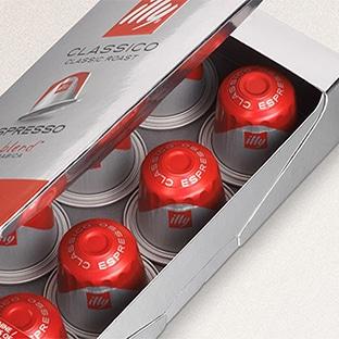 Test de cafés Illy : 15'000 packs gratuits de 30 capsules
