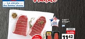 Catalogue Lidl Foire à la Viande