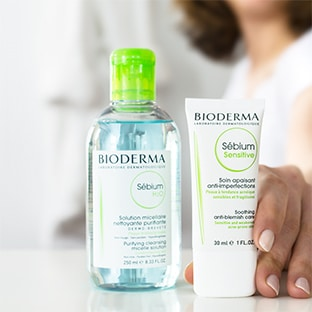 Jeu Bioderma : 100 routines de soins «Peau Saine» à gagner