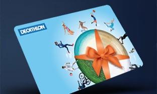 Jeu Les mamans assurent : 20 cartes cadeaux Décathlon de 50€