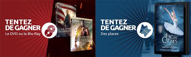 Jeux Carrefour Savoirs Dvd Et Places De Spectacle à Gagner