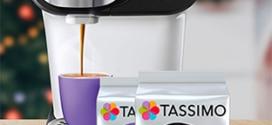 Test Tassimo : 200 packs «machine + dosettes» gratuits