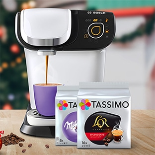 Test Tassimo : 200 packs « machine + dosettes » gratuits