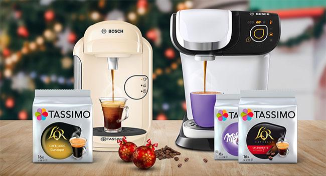 Testez gratuitement une machine à café et des dosettes Tassimo