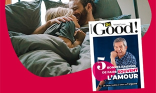 Test Sampleo : Magazines Dr. Good gratuits