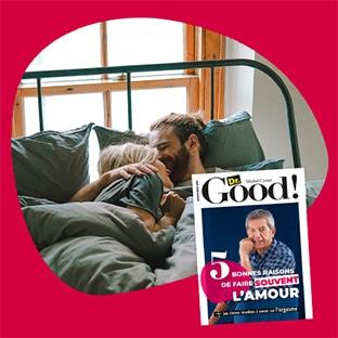Test Sampleo : Magazines Dr. Good gratuits
