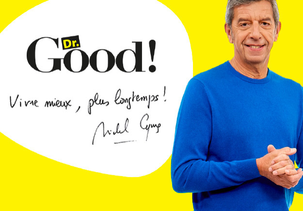 Tentez de tester gratuitement le magazine Dr Good News