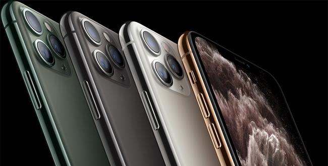 Tentez de remporter l'iPhone 11 Pro
