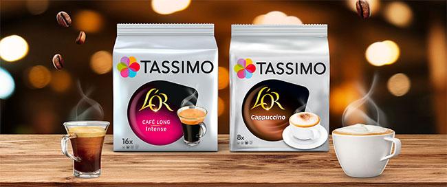 Testez gratuitement les café L'Or pour Tassimo avec TRND