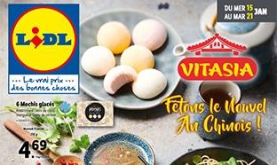 Catalogue Lidl Vitasia du 15 au 21 janvier 2020