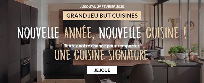 Tentez de gagner une cuisine signature by But