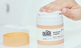 Echantillons de crèmes pour enfants Ouate