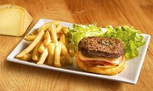 Bon plan Flunh, Rösti Burger Raclette à volonté pas cher