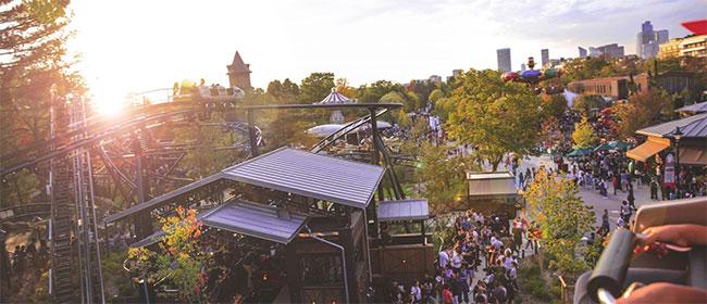 Accès gratuits Jardin d'acclimatation + attractions offertes