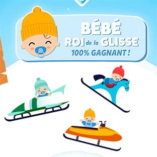 Jeu Carrefour Prime Bébé : Roi de la Glisse