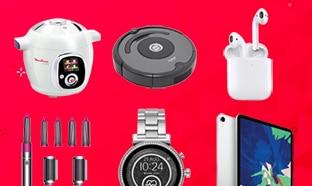 Jeux concours Rakuten : Nintendo Switch, Cookeo, iPad, GoPro..