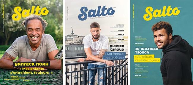Abonnement gratuit au magazine Salto