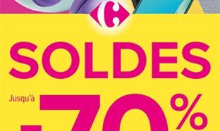 Magasins Carrefour : Catalogue Soldes d'été 2020