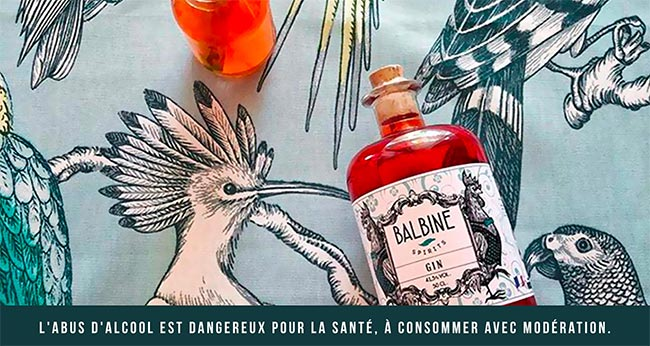 Testez gratuitement les alcools Balbine SPirits
