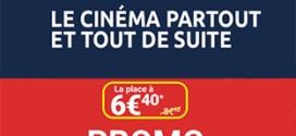 Promo Carrefour Spectacles : CinéChèques pas chers