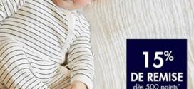 Carte de fidélité Kiabi et livret bébé : Faites des économies !