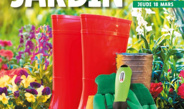 catalogue Lidl jardinage jardin