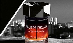 Échantillons gratuits Yves Saint Laurent : Parfums L'Homme