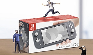 Promo Géant Casino : Nintendo Switch 100% remboursée