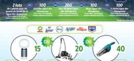 Jeux Intermarché instants gagnants : 1208 lots à gagner