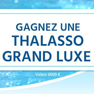 Jeu Facilaforme : Thalasso à gagner