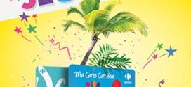 Jeu Juste pour Moi à code sur Carrefour.fr/animations-magasins avec des week-ends à gagner