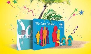 Jeu Juste pour Moi à code sur www.Carrefour.fr/animations-magasins avec des week-ends à gagner