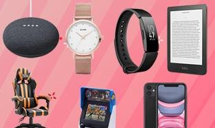 Jeux concours Rakuten : 11 lots (iPhone, tablette, montre…)